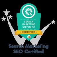 Search Marketing SEO Certification by DigitalMarketer