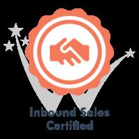 Inbound Sales Certification by HubSpot