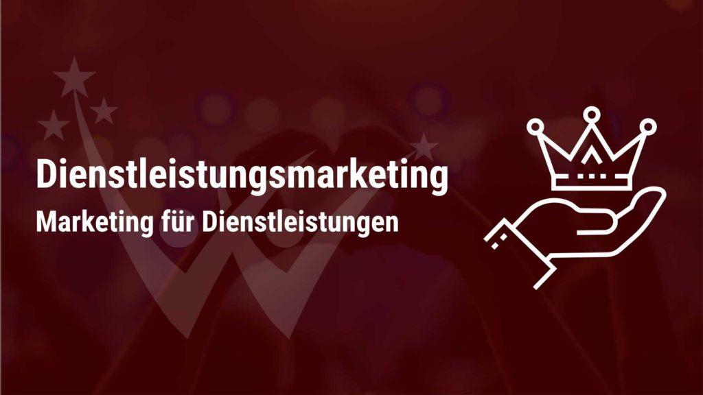 dienstleistungsmarketing marketing fuer dienstleistungen winning