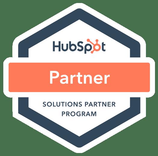 hubspot agentur certified partner consultant logo winning marketing